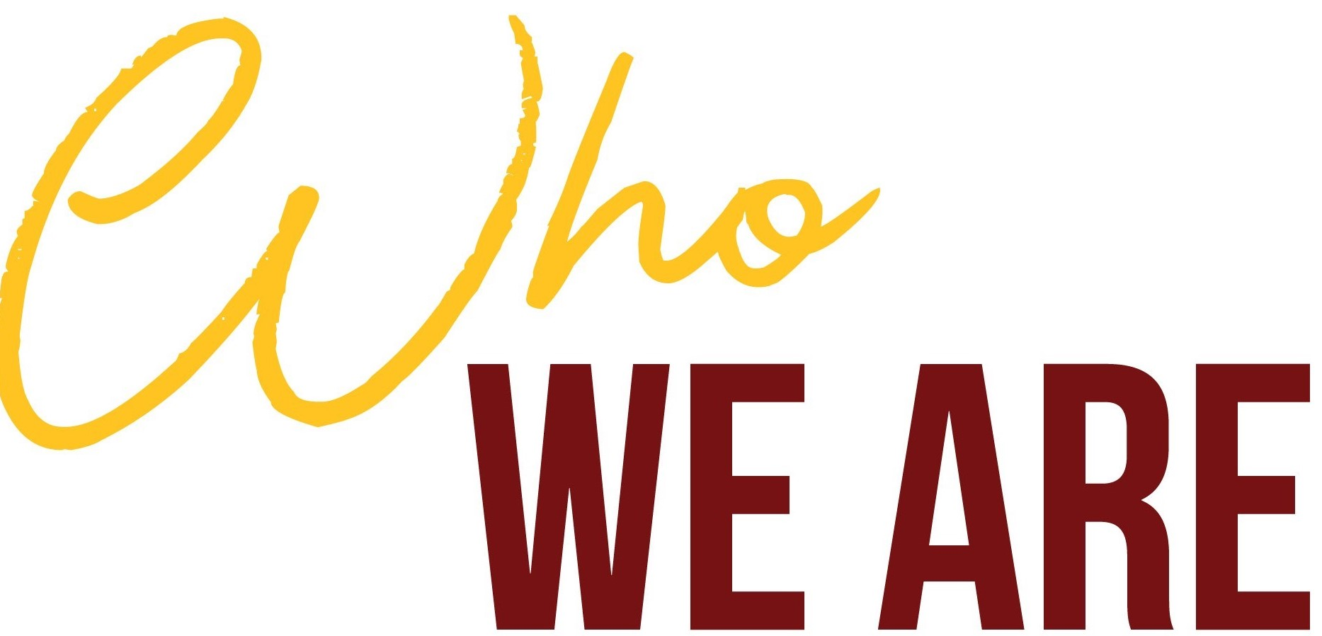 Wo We Are Logo